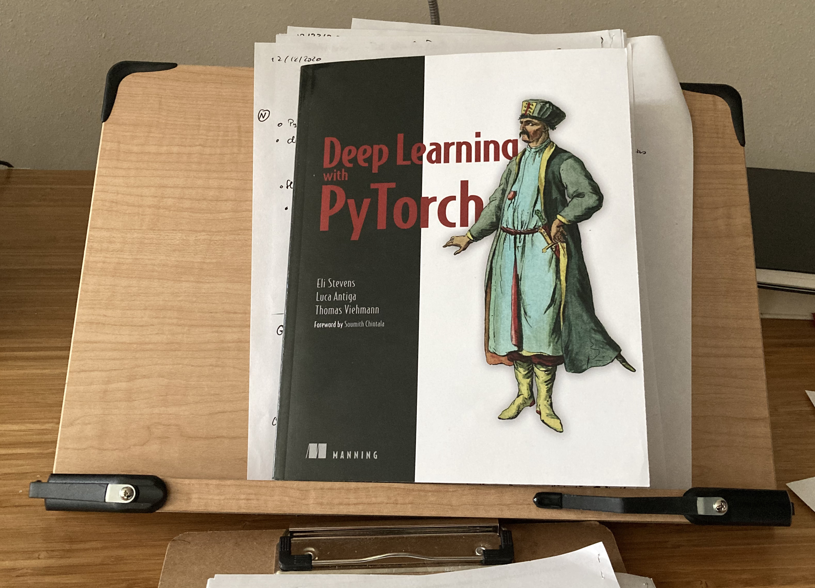Book Review: Deep Learning With PyTorch